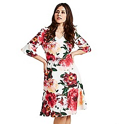 Celuu - Multicoloured 'Blake' summer floral dress