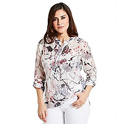 Celuu - Multicoloured 'Isla' floral blouse