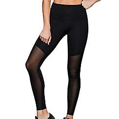 Lorna Jane - Black 'Hayden' full length legging