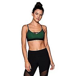 Lorna Jane - Multicoloured 'Bella' sports bra