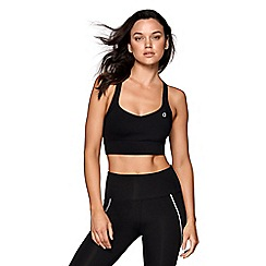 Lorna Jane - Black 'Possibility' sports bra