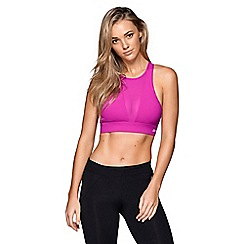 Lorna Jane - Purple 'Pippa' sports bra