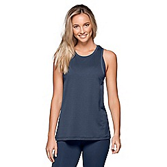 Lorna Jane - Navy Illuminate Active Tank
