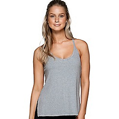 Lorna Jane - Grey Devotion Tank