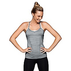 Lorna Jane - Grey Bodhi Active Tank