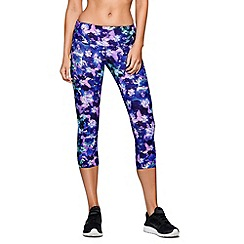 Lorna Jane - Floral tranquillity core 7/8 length tight