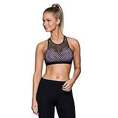 Lorna Jane - Lilac jez sports bra