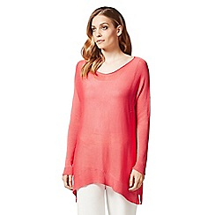 James Lakeland - Coral lightweight knit jumper