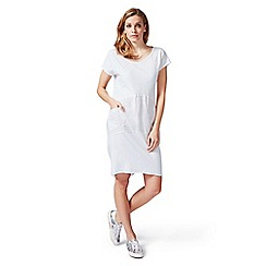 James Lakeland - White cotton dress