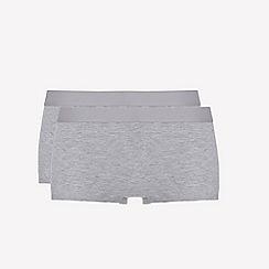Ten Cate - 2 pack grey 'fine' shorts