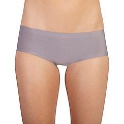 Ten Cate - Brown lace back 'secrets' bikini knickers