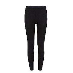 Ten Cate - Black basic thermal long pants