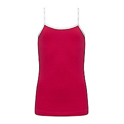 Ten Cate - Teen girls' red strappy vest