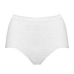 Ten Cate - White control maxi brief