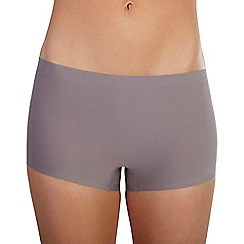 Ten Cate - Taupe 'Secrets' shorts