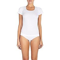 Ten Cate - White control short sleeve t-shirt