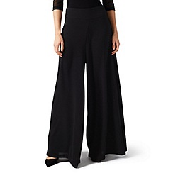James Lakeland - Black palazzo trouser