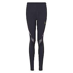Elle Sport - Grey reflective print leggings