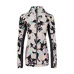 Elle Sport - Multicoloured lightweight zip through jacket