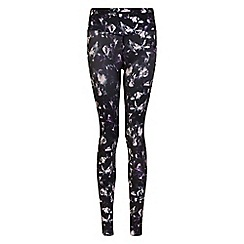 Elle Sport - Multicoloured printed leggings