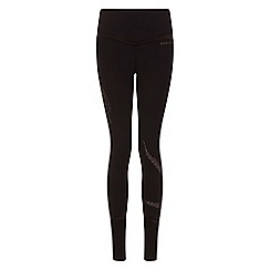 Elle Sport - Black cuffed leggings