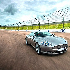 Buyagift - Double Supercar Driving Blast with Free High Speed Passenger Ride Gift Experience