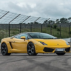 Buyagift - Supercar Driving Blast with Free High Speed Passenger Ride - Special Offer