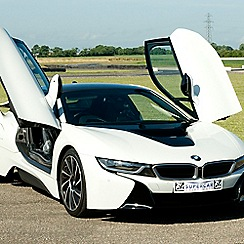 Buyagift - Triple Supercar Thrill with Free High Speed Passenger Ride - Special Offer