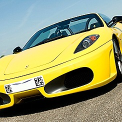 Buyagift - Four Supercar Thrill with Free High Speed Passenger Ride Gift Experience