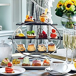 Buyagift - Luxury Afternoon Tea for Two Gift Voucher