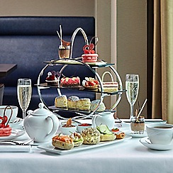 Buyagift - Champagne Chocoholic Afternoon Tea for Two at The London Hilton Park Lane