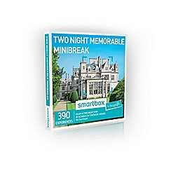 Buyagift - Two Night Memorable Minibreak