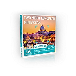 Buyagift - Two Night European Minibreak