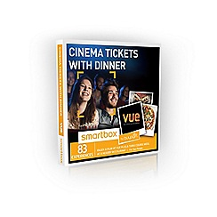 Buyagift - Cinema Tickets with Dinner