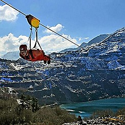 Buyagift - Zip World in Snowdonia Gift Experience for 2
