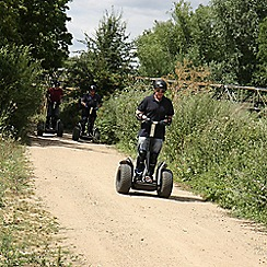 Buyagift - 60 Minute Segway - Weekround Gift Experience Gift Experience for 2