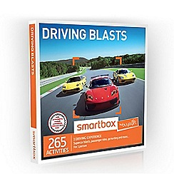 Buyagift - Driving Blasts Smartbox Gift Experience