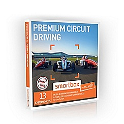 Buyagift - Premium Circuit Driving Smartbox Gift Experience