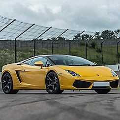 Buyagift - Four Supercar Thrill with Free High Speed Passenger Ride - Week Round