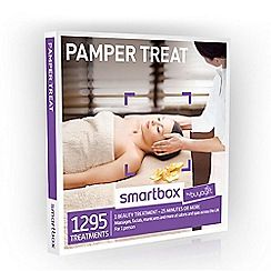 Buyagift - Pamper Treat Smartbox Gift Experience