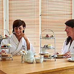 Buyagift - 2 for 1 Bannatyne Spa Day with Afternoon Tea Gift Experience Day for 2
