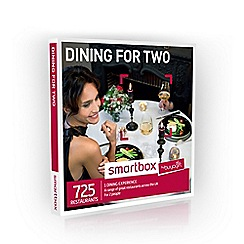 Buyagift - Dinner Date Smartbox Gift Experience for 2
