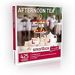 Buyagift - Afternoon Tea Smartbox Gift Experience for 2