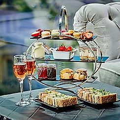 Buyagift - Champagne Afternoon Tea at Marco Pierre White Restaurant, Birmingham Gift Experience for 2