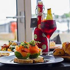 Buyagift - Two Course Brunch with Bottomless Prosecco for Two at View 94 Gift Experience for 2