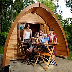 Buyagift - Two Night Glamping Experience for Two