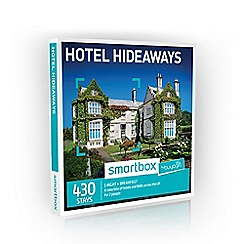 Buyagift - Hotel Hideaways Smartbox Gift Experience for 2