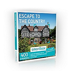 Buyagift - Escape to the Country Smartbox Gift Experience for 2