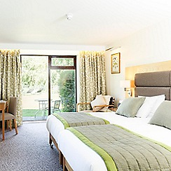 Buyagift - Champneys Overnight Escape with Lunch and Dinner for Two at Springs