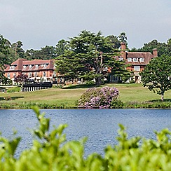 Buyagift - Champneys Two Night Escape with Lunch and Dinner for Two at Forest Mere